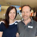 Caro and Erik: the owners of the Energyplex